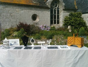 Stand marché Poullan
