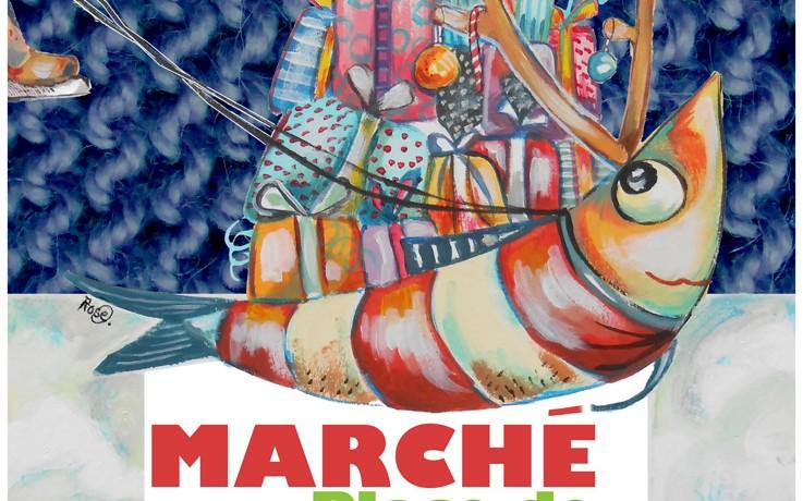 Marché de Noël Douarnenez-2013